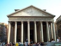 Rome Attractions - The Pantheon