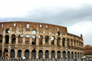 Rome Attractions - The Colloseum