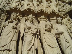 Paris - Notre Dame Cathedral