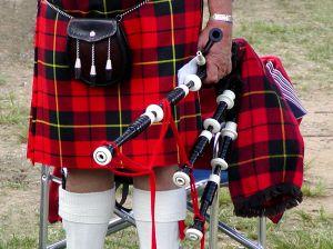 Scottish Piper